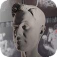 3D Büste Fin Bartels
