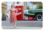 3D Selfie Oldtimer Tankstelle Hamburg